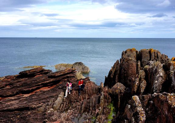 IAT Signatory to Scotland's Geodiversity Charter