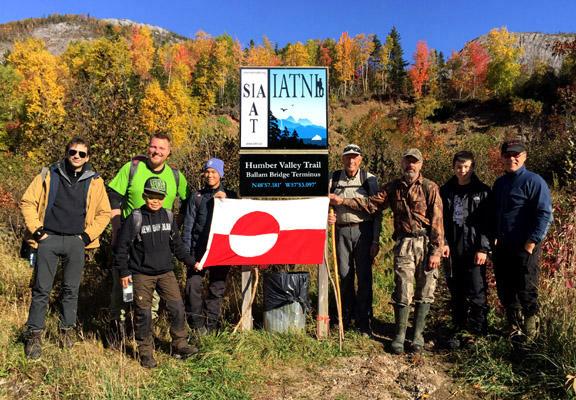 IAT Greenlanders Hikes IAT Newfoundland