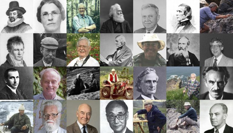 Pioneers of Appalachian Geology