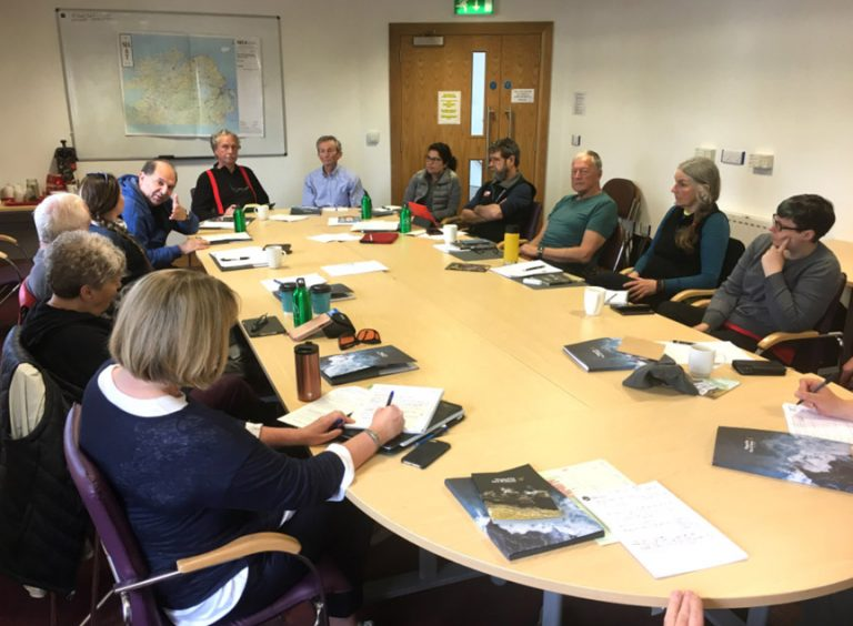 Ulster Ireland Hosts Outdoor Economy Forum